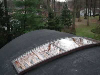 Curved Skylight, Bethesda, MD